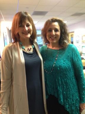 Artist Judith Joseph and Author Lisa R. Cohen