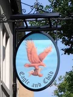 aprilyamasaki.com // Eagle and Child pub where the Inklings met
