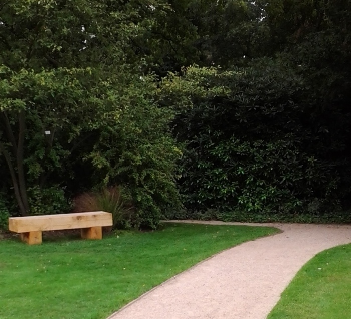 aprilyamasaki.com // A quiet place for contemplation at Woodbrooke Quaker Study Centre