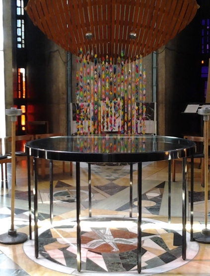 aprilyamasaki.com // Coventry Cathedral, The Chapel of Unity