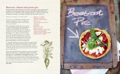 Beetroot Pie, Bill's Cookbook