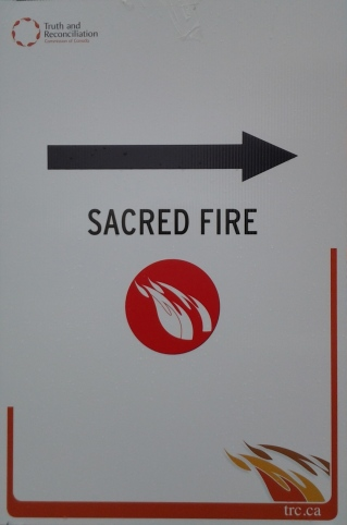 Truth and Reconciliation Commission Sacred Fire