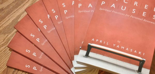 aprilyamasaki.com // Sacred Pauses