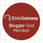 Bible Gateway Blogger Grid badge