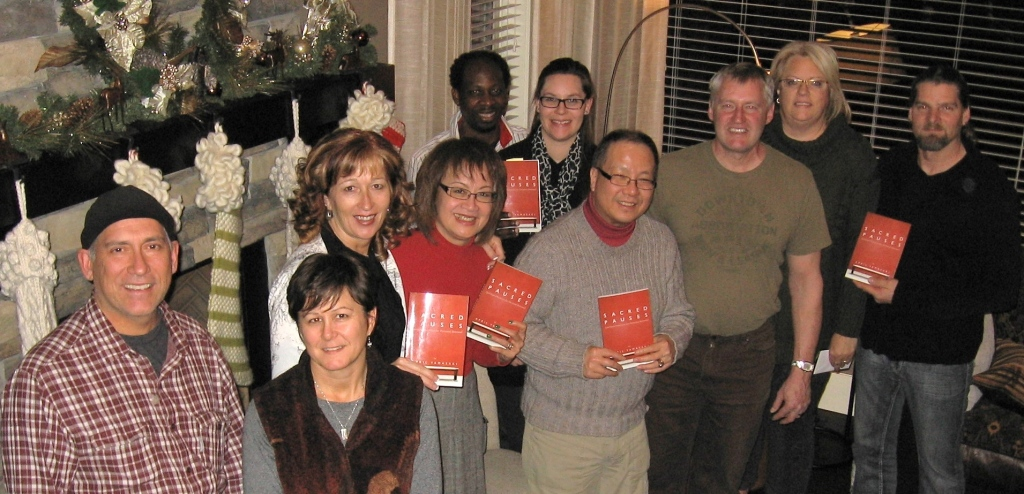 Sacred Pauses Book Study Group
