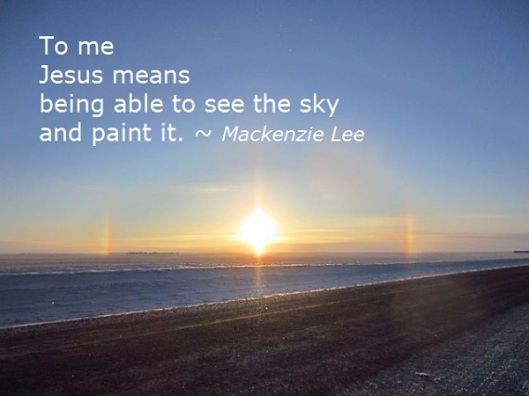 Mackenzie Lee quote