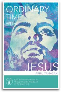 Ordinary Time with Jesus book cover
