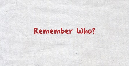 Remember-Who