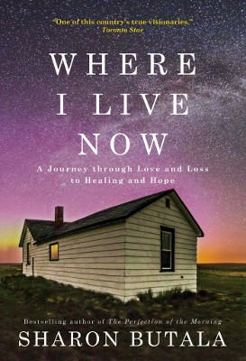 Where I Live Now book cover