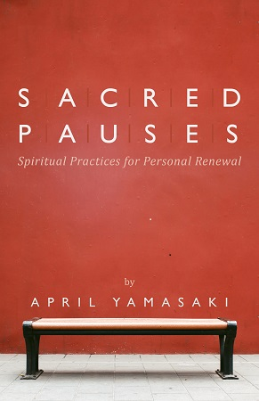 Sacred Pauses book cover