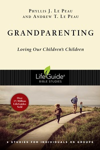 Grandparenting book cover
