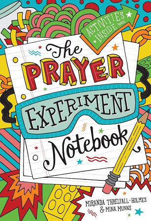 The Prayer Experiment Notebook book cover
