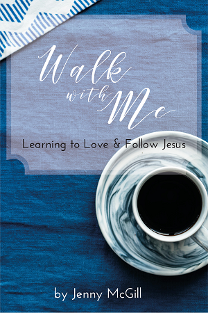 Walk with Me book cover