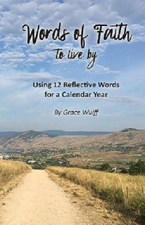 Words of Faith to Live By book cover