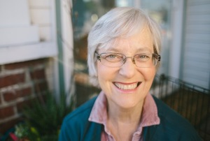 Christine Aroney-Sine author photo