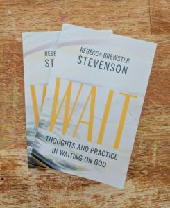 Wait book cover